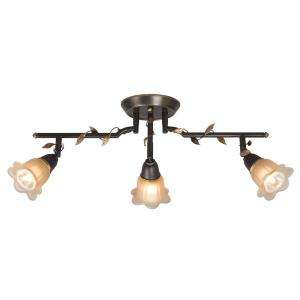 Hampton Bay 3 Light 24 in. Bronze Track Lighting Fixture 772775234323