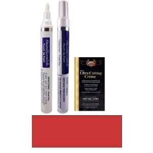1/2 Oz. Magma Red Paint Pen Kit for 2001 Mercedes Benz C