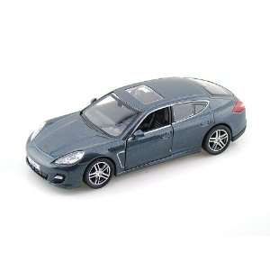 Porsche Panamera Turbo 1/36 Grey Toys & Games