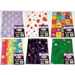 Assorted Gift Wrap Kits with Gift Card Case Pack 100