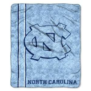 North Carolina Tar Heels 50x60 Jersey Series Sherpa Throw