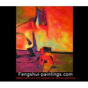 Modern Art Painting, Canvas Art Oil Painting c0751