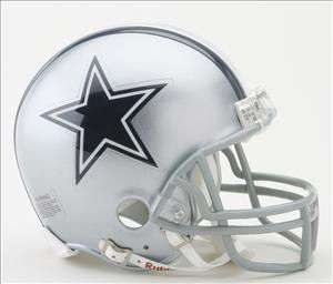 DALLAS COWBOYS RIDDELL OFFICIAL NFL MINI HELMET