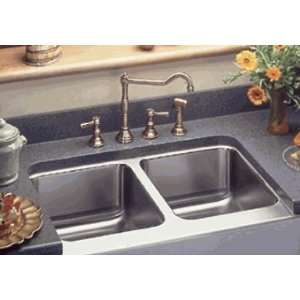Elkay LK2455AC Victoria Two Handle Kitchen Faucet w/ Spray