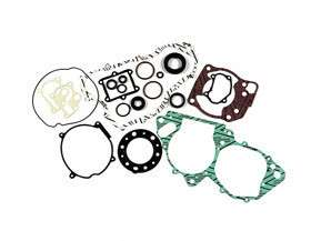 COMPLETE ENGINE GASKET KIT WITH OIL SEALS HONDA XR 600 R XR600R 1985