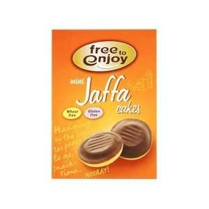 Free To Enjoy Mini Jaffa Cakes x 4 Grocery & Gourmet Food