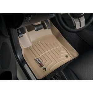 2011 2012 Jeep Grand Cherokee Tan WeatherTech Floor Liner