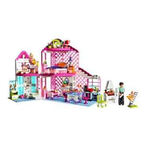LEGO Belville Sunshine Home, 450 Pieces, 7586 Toys
