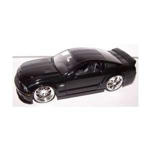 Jada Toys 1/24 Scale Diecast Big Time Muscle 2008 Shelby