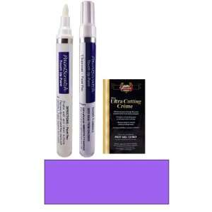 1/2 Oz. Impression Blue Metallic Paint Pen Kit for 2009
