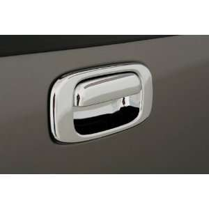 Wade 12020 Chrome Tailgate Handle Cover for 02 06 Dodge