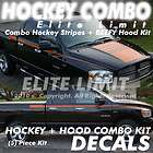 2006 Dodge Ram Truck Stripes HOCKEY Stripe Vinyl Sticke