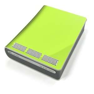 Solid State Lime Design Xbox 360 HD DVD Decorative