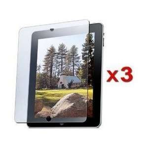 Clear LCD Screen Protector Film for Apple Ipad 2 2nd