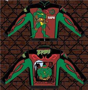 RAPHAEL Teenage Mutant Ninja Turtles KIDS YOUTH JACKET