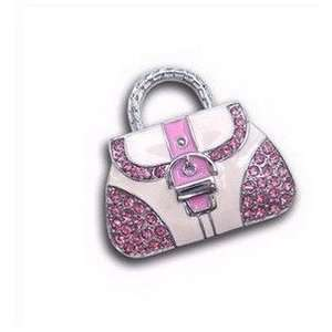 Crystal Style Handbag Jewelry USB Flash Drive with