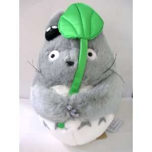 10 Totoro Plush Doll (Color  Grey) Toys & Games