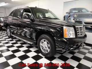 2005 CADILLAC ESCALADE EXT AWD NAVIGATION LOW MILEAGE FL SUV