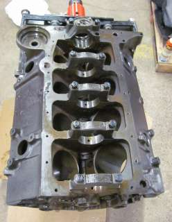 1959 59 Corvette Chevy 283 Engine Block & Crank 3756519 C 12 9