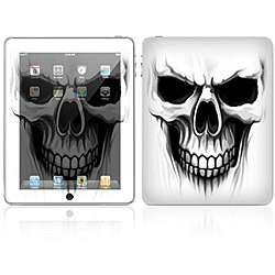 The Devil Skull Apple iPad Decal Skin