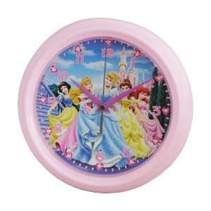 PRINCESS Surveillance Clock ~ Motion Detection ~ Color video ~ Bush