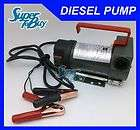 Cast Fuel Transfer Pump for Diesel Biodiesel and Kerosene 8 lbs