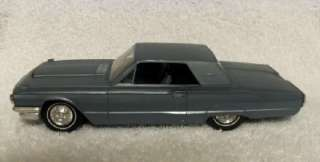 1964 Ford Thunderbird 2Dr Promotional Model Car