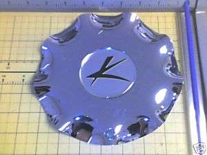Chrome Wheel RIM Parts Replacement Center Cover Cap PART#10857