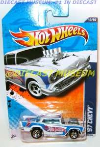1957 57 CHEVY BEL AIR HOT WHEELS HW DIECAST