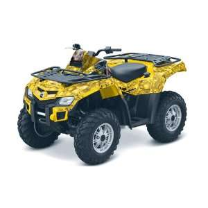 AMR Racing Can Am Outlander 800 EFI ATV Quad Graphic Kit