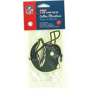 Philadelphia Eagles Helmet Cotton Freshener Case Pack 60