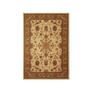 Safavieh Lyndhurst Collection LNH211A Cream and Tan Area Rug, 4 Feet