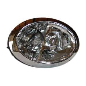 TYC 20 0315 00 Mini Cooper Passenger Side Headlight