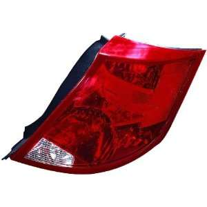 SATURN ION SEDAN 03 07 TAIL LIGHT RIGHT CAPA CERTIFIED