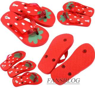 Cool Childrens Summer Fashion Foam flip flop/Sandals Shoes /Slippers