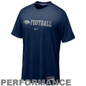 Nike Nevada Wolf Pack Navy Blue Conference Legend