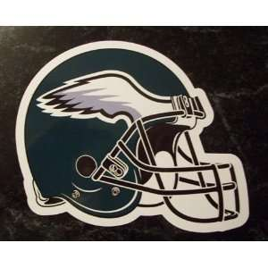 Philadelphia Eagles Helmet Logo NFL Car Magnet Sports