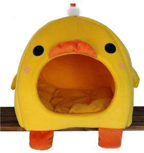 Brand New** Cute Yellow Chick Pet/Dog/Cat Bed Tent House