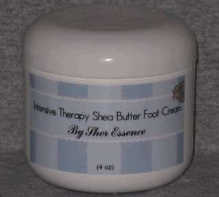 INTENSIVE THERAPY SHEA BUTTER FOOT CREAM