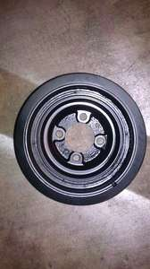Eclipse Galant 2.4 Crank Pulley Harmonic Balancer