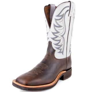 Mens Tony Lama Bay Apache Square Toe Western Boot #7918