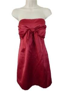 NWT Kate Spade Kerry Lynn Dress w/Bow Ruby Red 10 $345