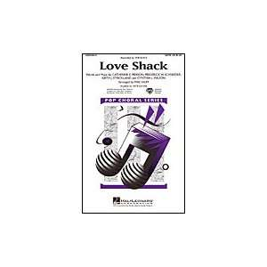 Love Shack   Pop Choral Series Complete Set Musical