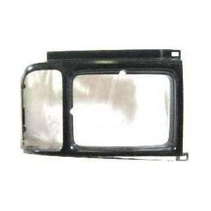 89 91 FORD AEROSTAR HEADLIGHT DOOR RH (PASSENGER SIDE) VAN
