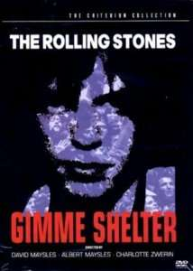 Rolling Stones [Gimme Shelter] DVD *NEW