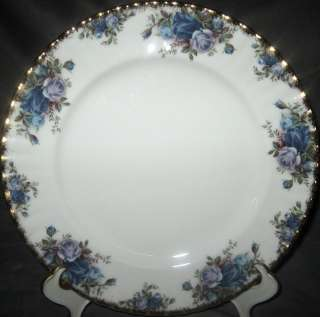 Royal Albert Moonlight Rose Dinner Plate