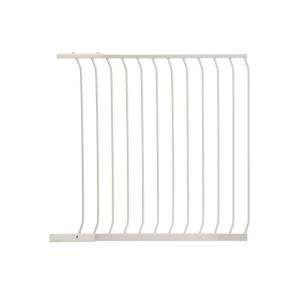 Dream Baby White 39 In. Extra Tall Gate Extension F845W at The Home