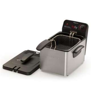 Presto Stainless Steel Profry Deep Fryer 05461