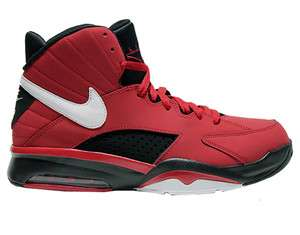 Nike Air Maestro Flight Varsity Red/Wh Black Mens Basketball Shoes