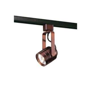 Hampton Bay 1 Light Oil Rubbed Bronze Linear Track Lighting Fixture